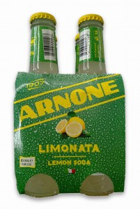 Limonata Arnone Lemon Soda - 4 x 200ml
